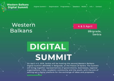 """""""Carrie"""" ќе се представи на Дигиталниот Самит во Белград"""