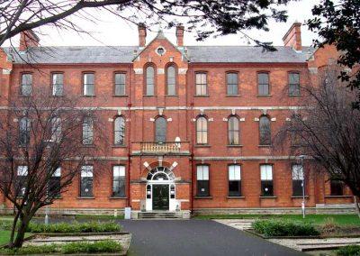 Претставување во Даблин, Ирска